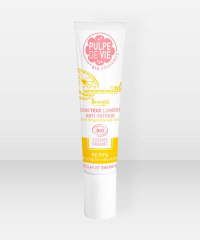 Pulpe De Vie Brrright Anti-fatigue Glow -silmänympärysvoide 15ml