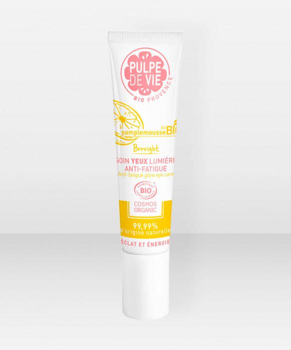Pulpe De Vie Brrright Anti-fatigue Glow silmänympärysvoide 15ml