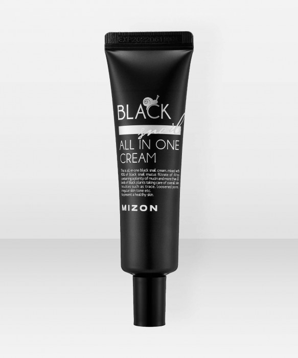 Mizon Black Snail All In One Cream Tube 35ml kasvovoide