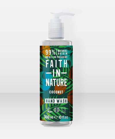Faith in Nature Hand Wash Coconut 300ml