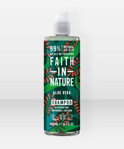Faith in Nature Shampoo Aloe Vera 400ml