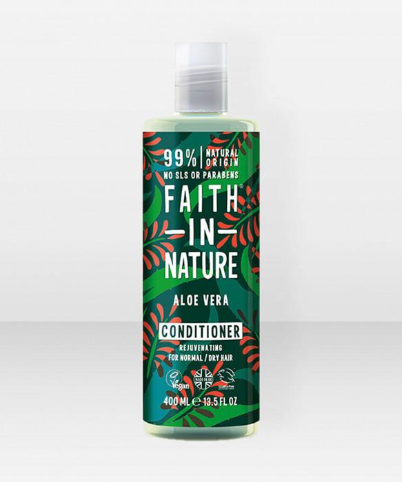 Faith in Nature Conditioner Aloe Vera hoitoaine