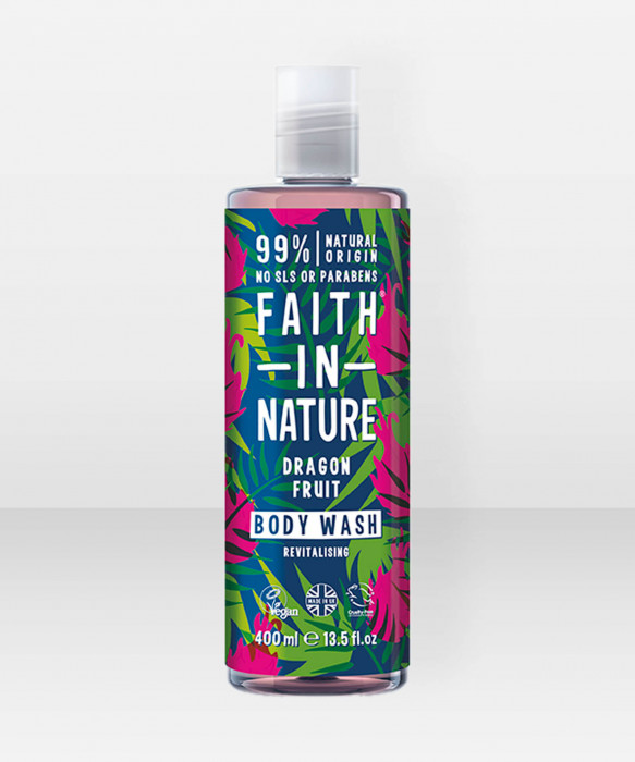 Faith in Nature Body Wash Dragon Fruit suihkusaippua