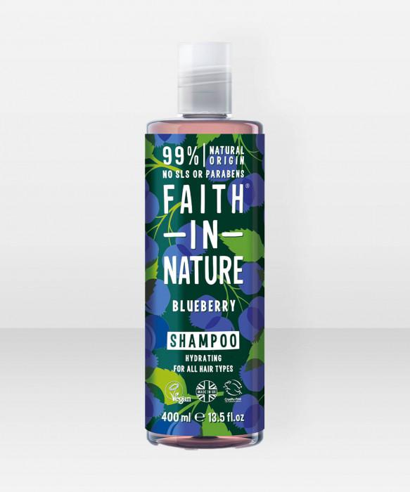 Faith in Nature Shampoo Blueberry shampoo