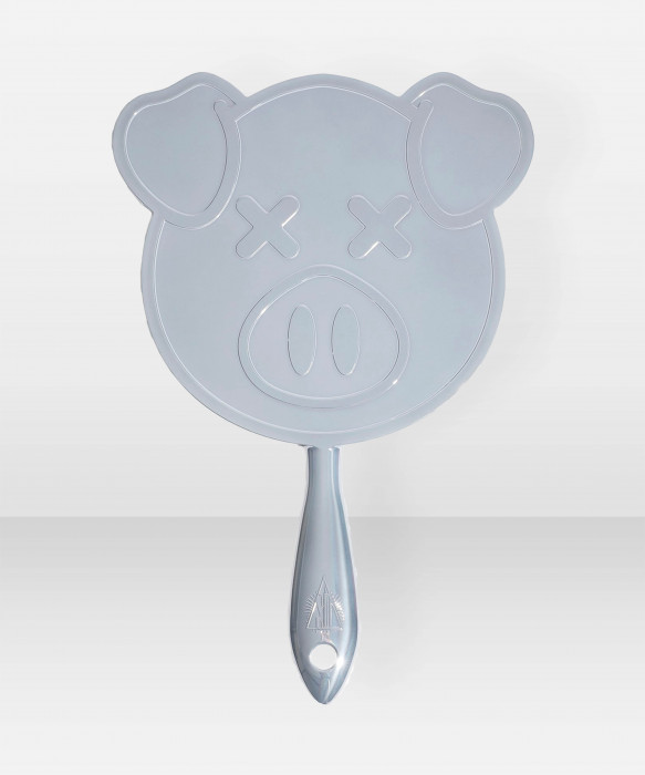 Jeffree Star Cosmetics Hand Mirror Pearlescent Pig peili meikkipeili