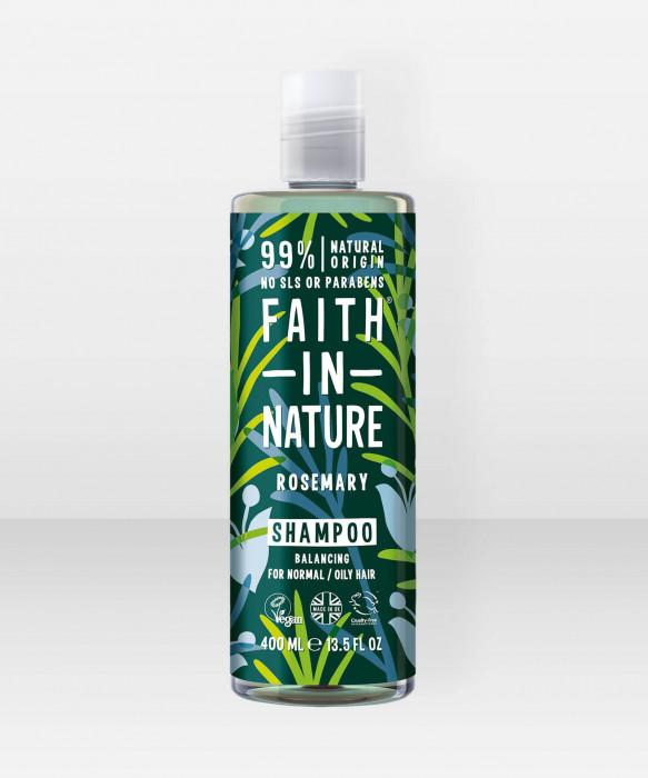 Faith in Nature Shampoo Rosemary shampoo