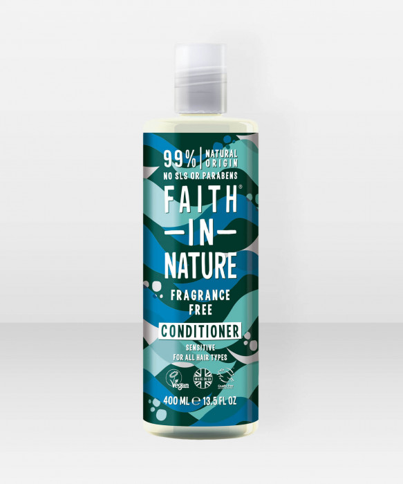 Faith in Nature Conditioner Fragrance Free hoitoaine