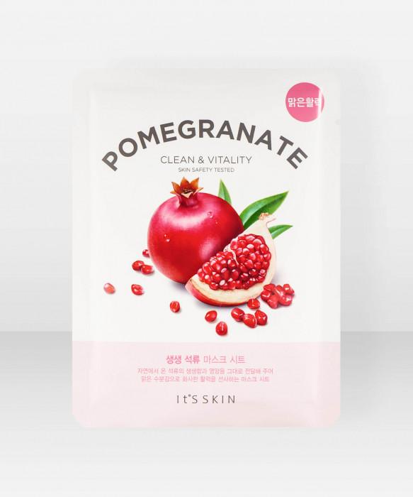 It'S Skin The Fresh Pomegranate Sheet Mask 20g kasvonaamio kangasnaamio