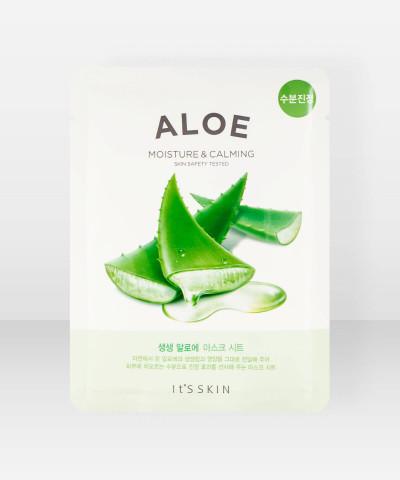 It'S Skin The Fresh Aloe Sheet Mask 18g