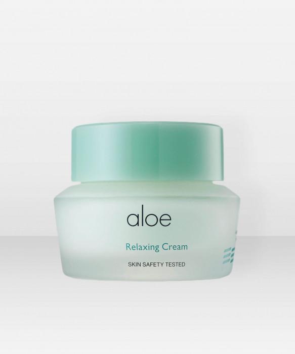 It'S Skin Aloe Relaxing Cream 50ml kasvovoide kosteusvoide