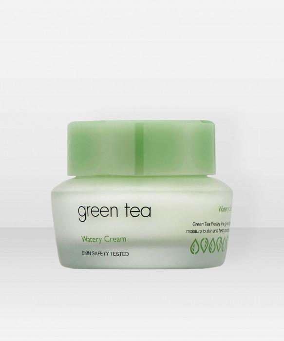 It'S Skin Green Tea Watery Cream 50ml Kasvovoide kosteusvoide