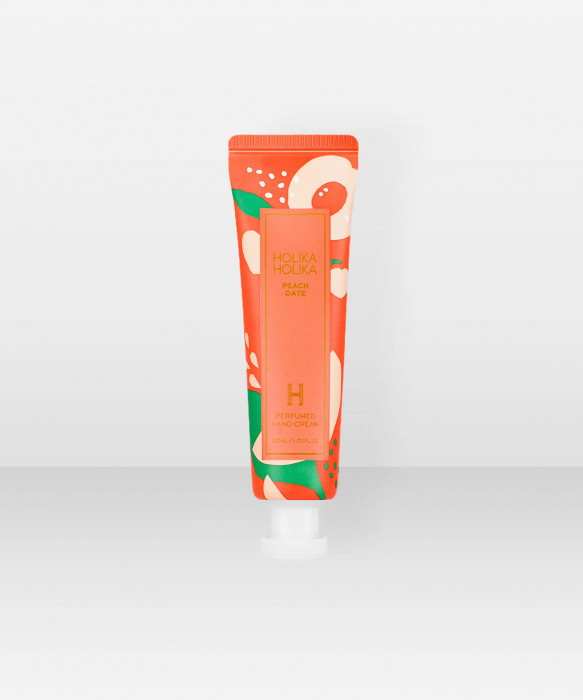 Holika Holika Peach Date Perfumed Hand Cream 30ml Käsivoide