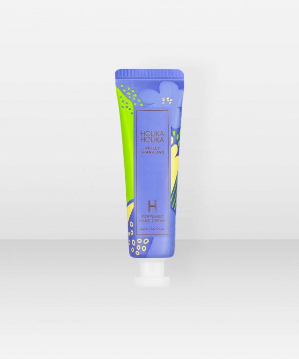 Holika Holika Violet Sparkling Perfumed Hand Cream 30ml Käsivoide