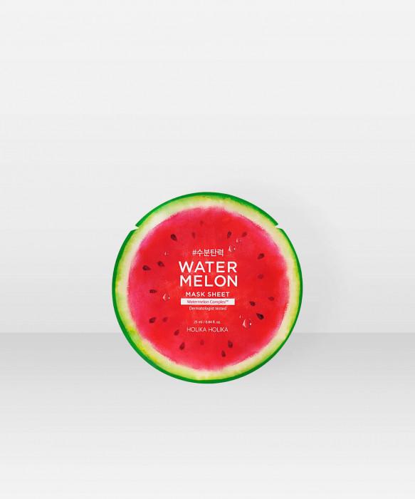 Holika Holika Watermelon Sheet Mask 25ml Kangasnaamio kasvonaamio