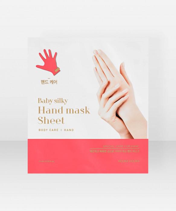Holika Holika Baby Silky Hand Sheet Mask 15ml Käsinaamio