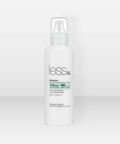 Holika Holika Less On Skin Emulsion 180ml
