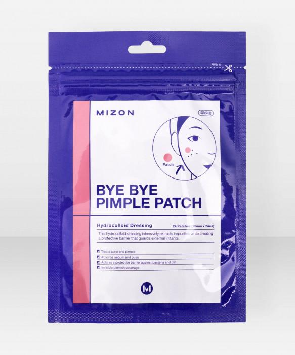 Mizon Bye Bye Pimple Patch finnilaastarit 24kpl