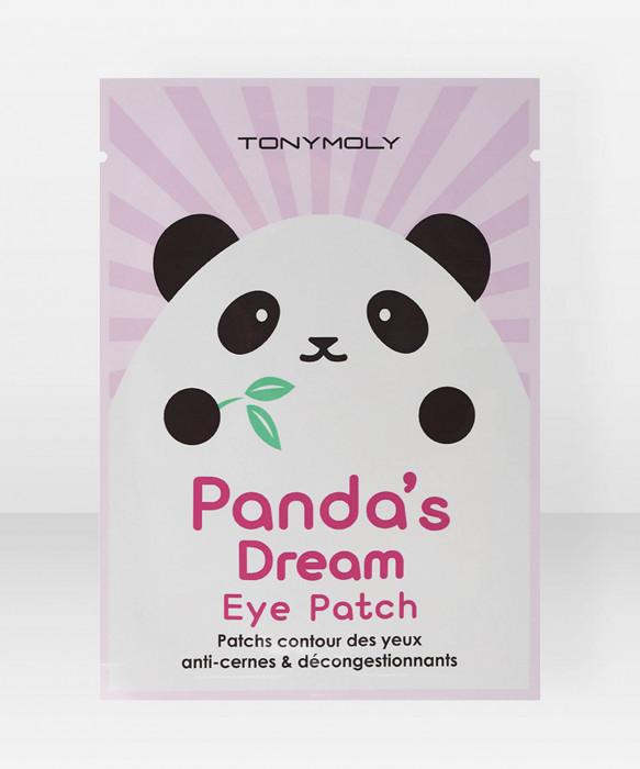 Tonymoly Panda's Dream Eye Patch 1pcs silmänympärysnaamio silmänalusnaamio