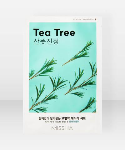 Missha Airy Fit Tea Tree Sheet Mask 19g