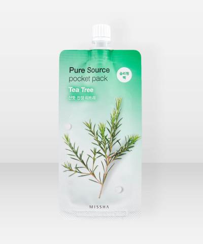 Missha Pure Source Tea Tree Pocket Pack 10ml