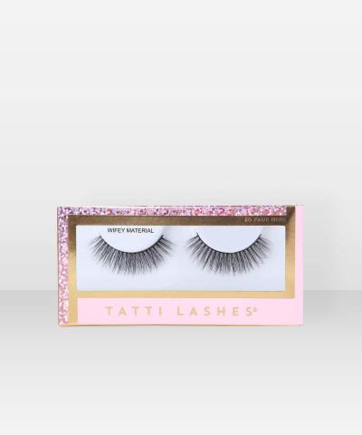 Tatti Lashes Wifey Material (FAUX)
