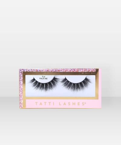 Tatti Lashes TL4 3D FAUX Me Mink