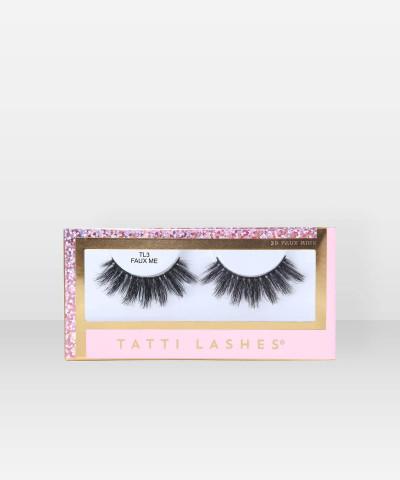 Tatti Lashes TL3 3D FAUX Me Mink