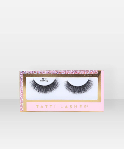 Tatti Lashes TL17 (FAUX)