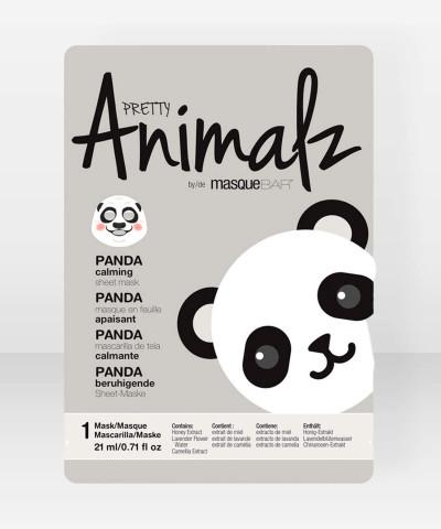 Pretty Animalz by Masque Bar  Panda Calming Sheet Mask