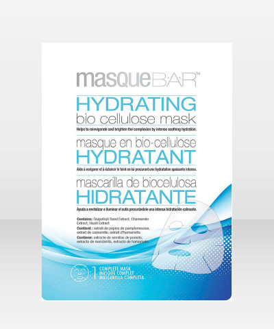 Masque Bar Hydrating Bio Cellulose Mask