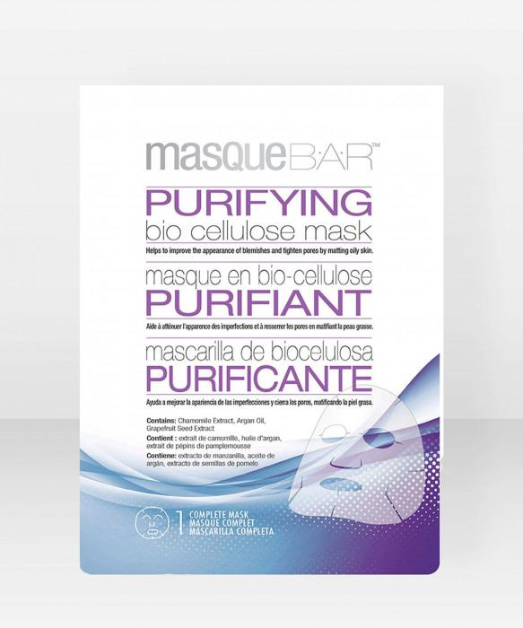 Masque Bar Purifying Bio Cellulose Mask kangasnaamio kasvonaamio