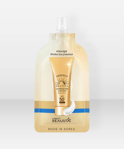 Beausta UV Sun Protector Cream SPF50 PA+++ 15ml