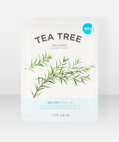 It'S Skin The Fresh Tea Tree Sheet Mask 18g