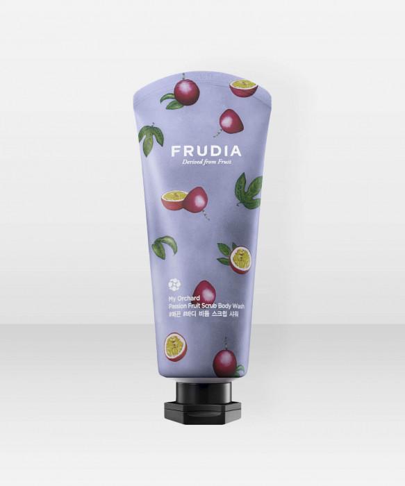Frudia My Orchard Passion Fruit Scrub Body Wash 200ml suihkugeeli vartalokuorinta