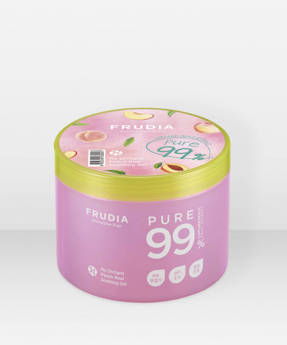 Frudia My Orchard Peach Real Soothing Gel 500g geeli kosteusgeeli