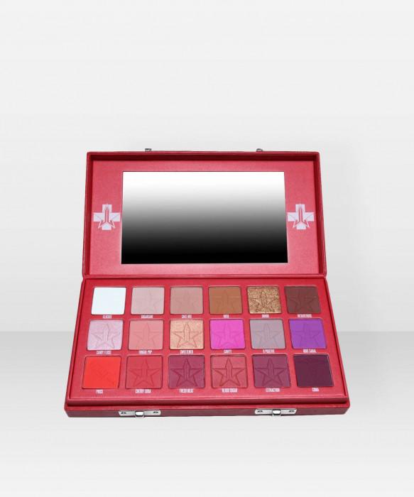 Jeffree Star Cosmetics Eyeshadow Palette Blood Sugar luomiväripaletti luomiväri