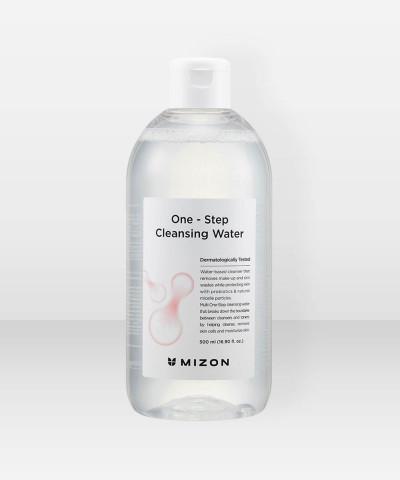 Mizon One Step Cleansing Water 500ml