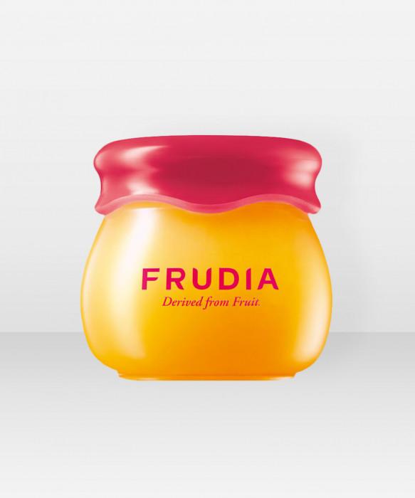 Frudia Pomegranate Honey 3in1 Lip Balm huulirasva huulivoide