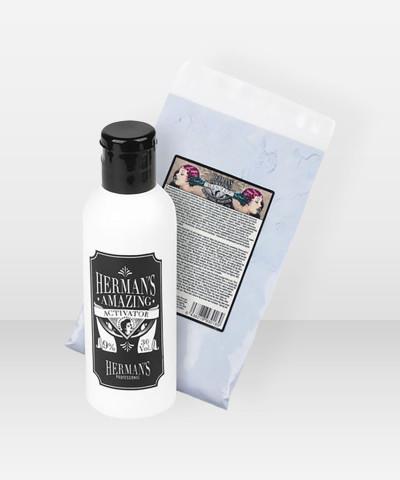 Herman's Amazing Värinpoisto ja Vaalennusaine