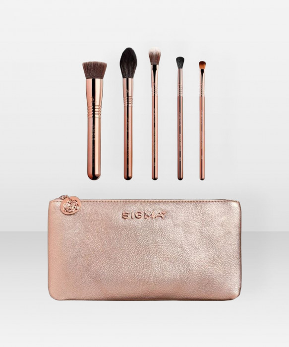 Sigma Beauty Iconic Brush Set sivellinsetti