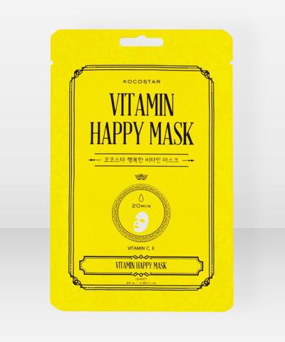 KOCOSTAR Vitamin Happy Mask