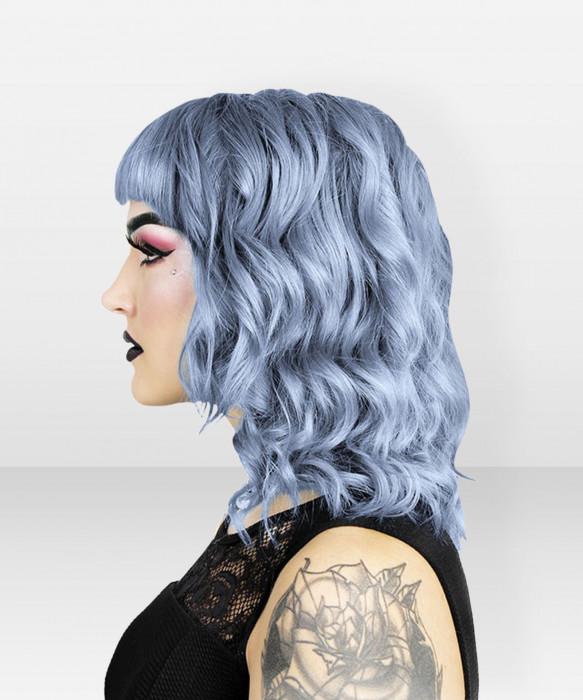 Herman's Amazing Stella Steel Blue 115ml suoraväri hiusväri