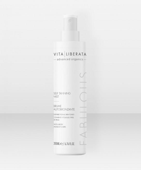 Vita Liberata  Fabulous Self Tanning Mist - Itseruskettava suihke 200ml