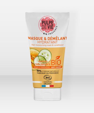 Pulpe De Vie CHAPEAU -kosteuttava hoitoaine ja hiusnaamio 150ml