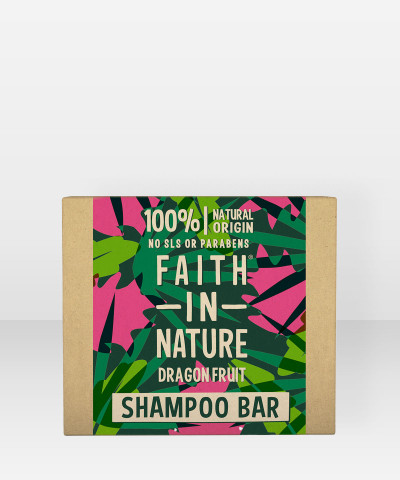 Faith in Nature Shampoo Bar Dragon Fruit