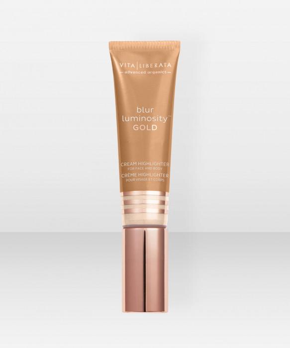 Vita Liberata Blur Luminosity Highlighter Gold 30ml korostusväri korostusvoide
