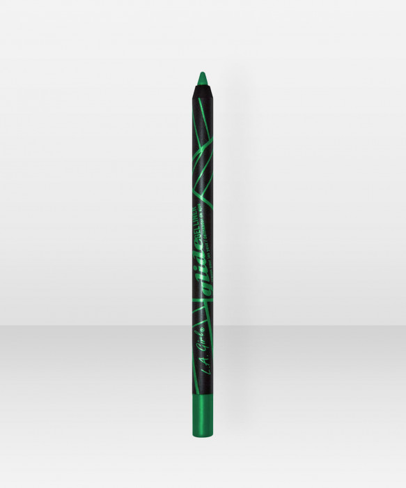 L.A. Girl  Gel Glide Eyeliner Pencil  Limelight 1,2g silmänrajauskynä