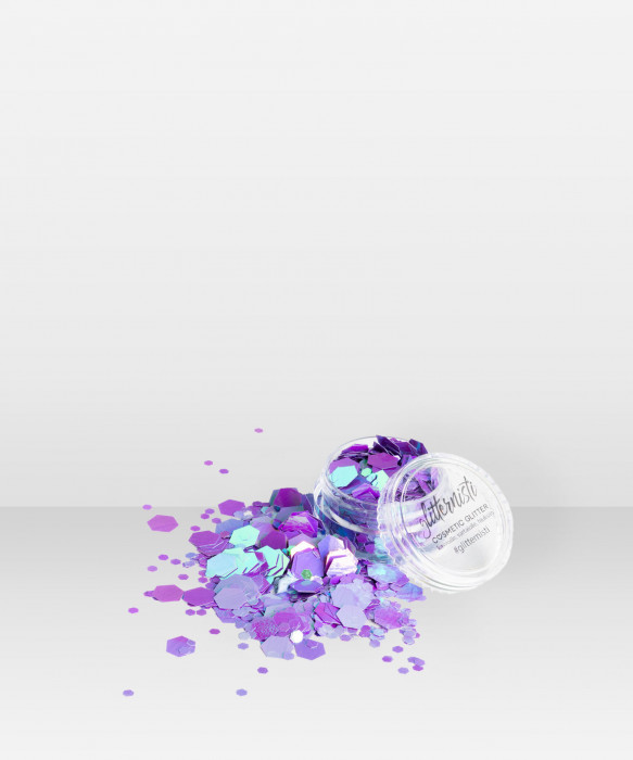 Glitternisti IBIZA XL 5ml kosmeettinen glitter