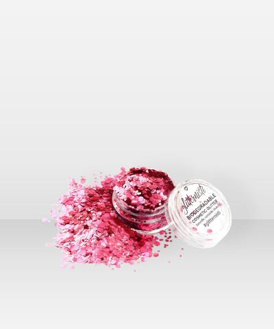 Glitternisti  Eco Chunky Pink Mix 5ml