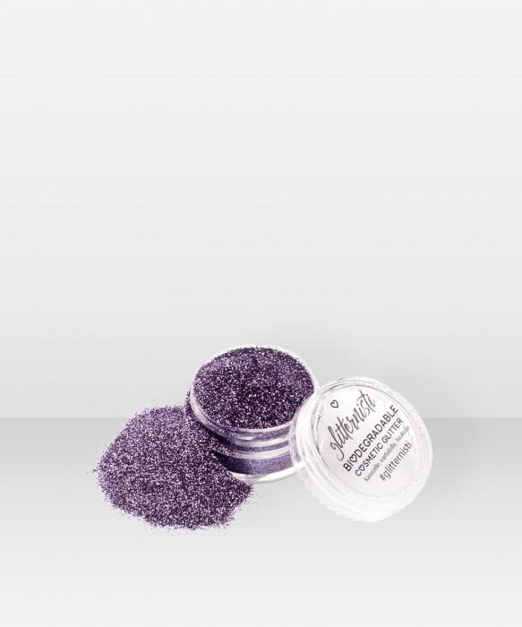 Glitternisti Eco Fine Lilac 5ml kosmeettinen glitter